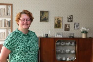 Knuffelkonijnen vrolijken bewoners Wilhelmina van Sonsbeeck op